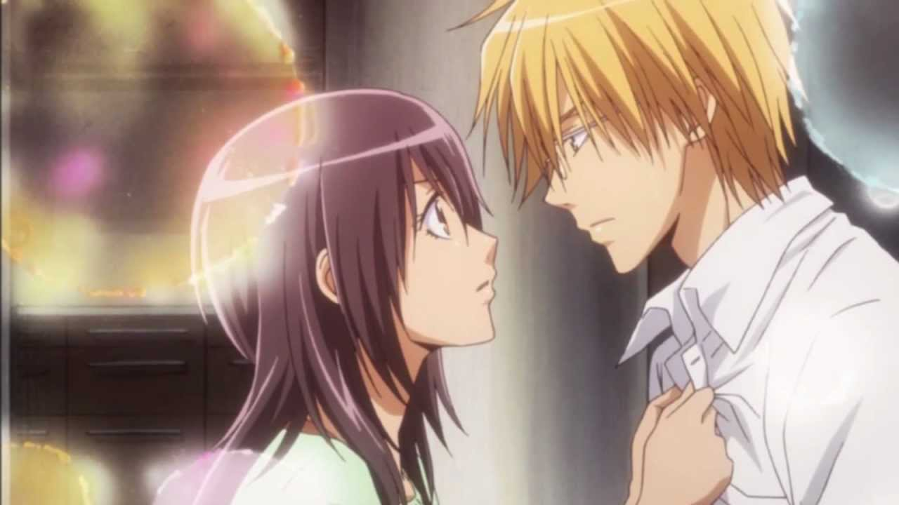 Boy Girl Kiss Hd Wallpaper Top Los Mejores Anime Romanticos Hd Youtube
