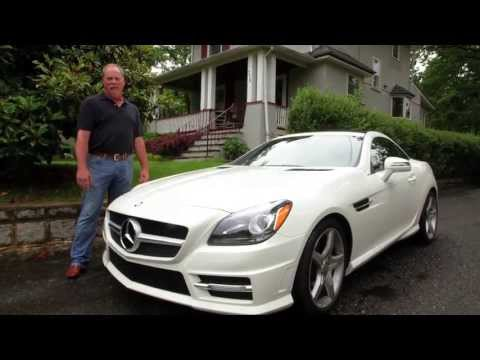 "BBC ""Real Live Test Drive"" Mercedes SLK 250"