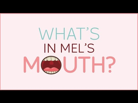 What's In Mel's Mouth? - Episode #1