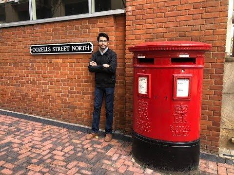 Birmingham - The City Of A Thousand Trades   UK Globe Trotting (Part II)
