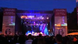 Counting Crows New Frontier at musikfest 2010