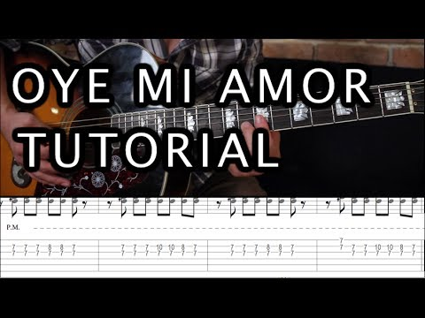como tocar CLAVADO EN UN BAR de Maná en guitarra acústica! tutorial ...