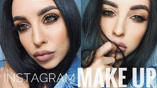 видео Девчата - Красивый макияж глаз в фиолетовых тонах за две минуты