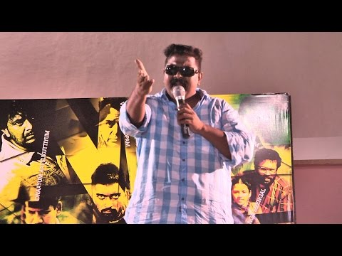 "Mysskin - ""We are not able to make movies because of people like you"" - BW"