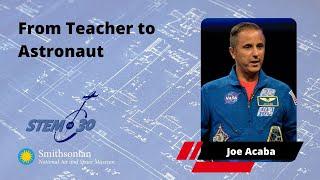 My Path: Joe Acaba, NASA Astronaut - My Path