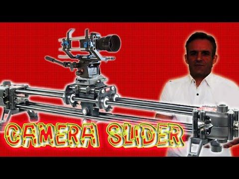 Diy camera slider stepper motor controllers nas l yapl r for Stepper motor camera slider