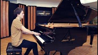 Demons Imagine Dragons Piano cover by Peter Buka