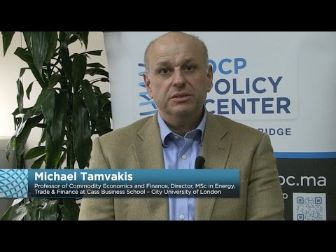 Michael Tamvakis - Professor of Commodity Economics and Finance