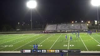 Briar Cliff men's soccer vs Midland