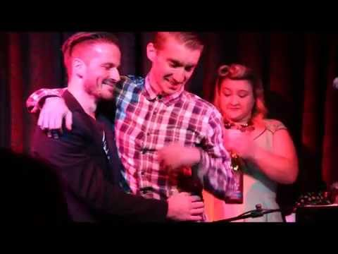 Cole Jenkins - Proposal Cabaret - Hotspot May 2016