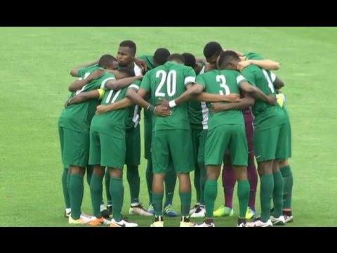 Luxembourg 1-3 Nigeria