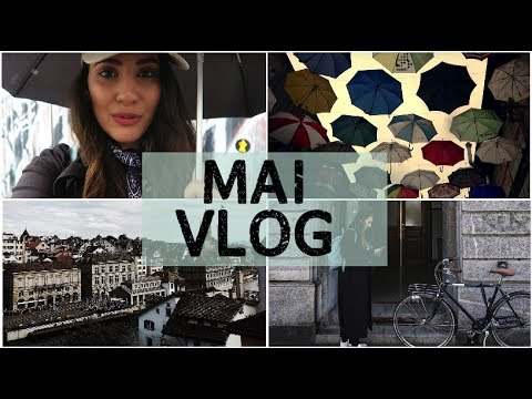 Zürich Travel Guide, Vegan Food Highlights & mein Job I Mai Vlog