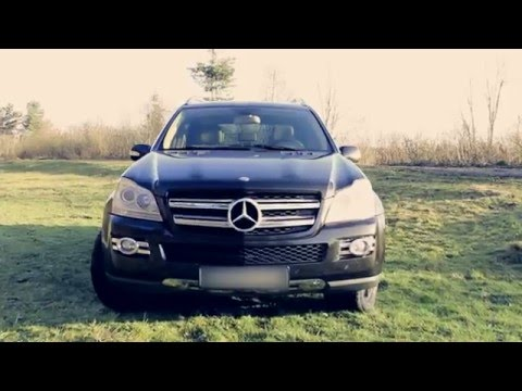 Тест-Драйв Mercedes-Benz GL 320(CX_Drive)