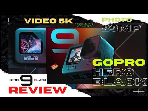 GOPRO HERO 9  BLACK review  Camera 5K Hành Trình Action 2 màn hình chống rung tốt nhất 2020 | ZaiTri