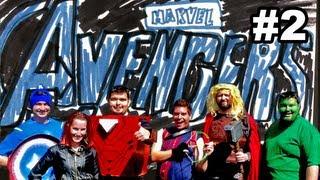 The Avengers Trailer 2 - sweded Thumbnail