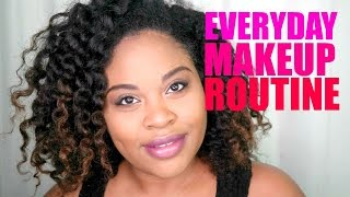 Natural & Simple Everyday Makeup Tutorial