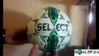 Мяч для футзала Select Futsal Attack 2016 белый(, 2016-01-15T11:09:36.000Z)
