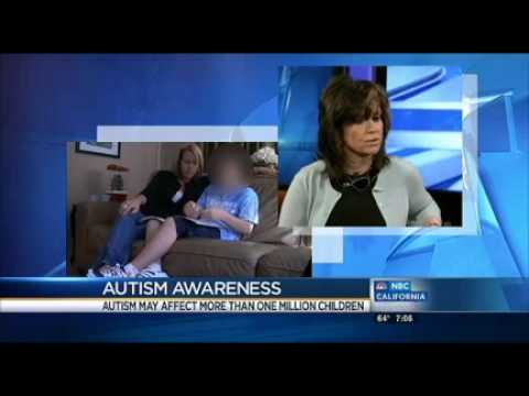 Study Shows Autism On The Rise Rise Among Children in US - Doreen Granpeesheh - NBC Los Angeles