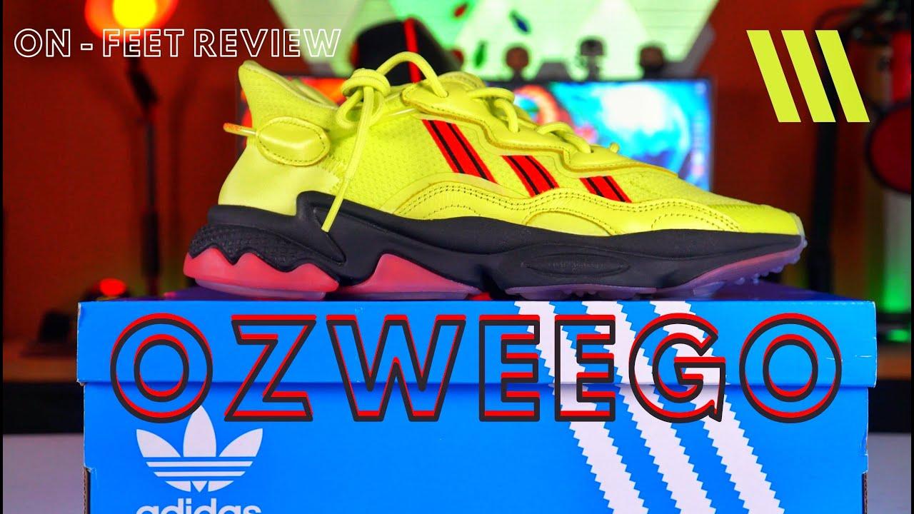 Ozweego 'Frozen Yellow'
