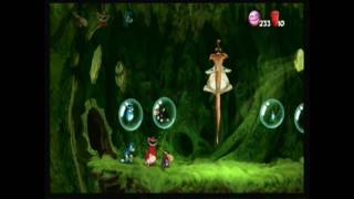 Rayman Origins (Wii) - Bubble Dreamer Quotes (Alternate Costumes Part 1) Better Quality