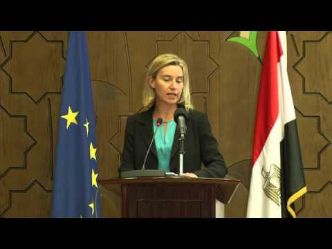 Visit of Federica Mogherini to Egypt: speech at the Cairo University