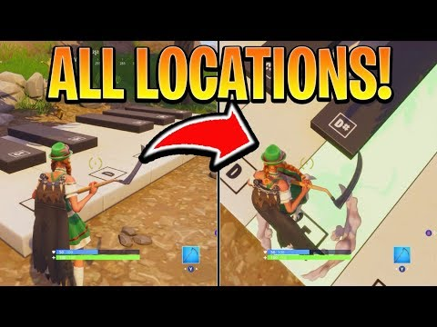 """Play the Sheet Music at the Piano near Pleasant Park"" LOCATION WEEK 6 CHALLENGE Fortnite SEASON 6"