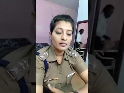 A police officer with conscious and more concern  for Tamilians. Only this madam must be our CM