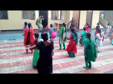 Pre primary Teacher Training  to St girl students by bhavishya solutions,  rajamahendravaram(1)