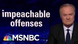 Lawrence: No Republican Contested Evidence Of Trump's Impeachable Conduct | The Last Word | MSNBC
