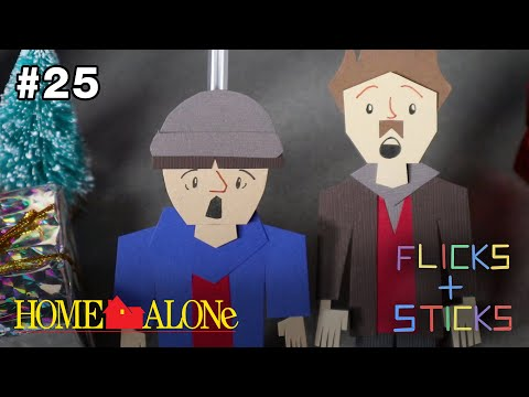 "Flicks + Sticks | Home Alone 2 ""Operation Ho Ho Ho"" Ep. 25"