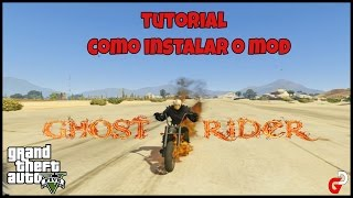Como Instalar Mod Motoqueiro Fantasma Gta V From Youtube - The