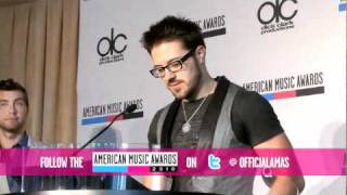 American Music Awards 2010 Nomination Highlights in Indonesian