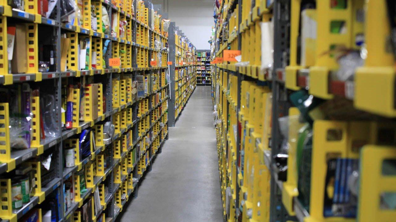 Amazon Prime Now Warehouse Youtube
