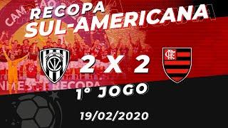 Independiente Del Valle x Flamengo Ao Vivo - Recopa Sul-Americana
