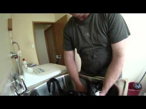 Pussy Washing 15