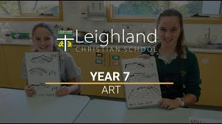 Year 7 - Art