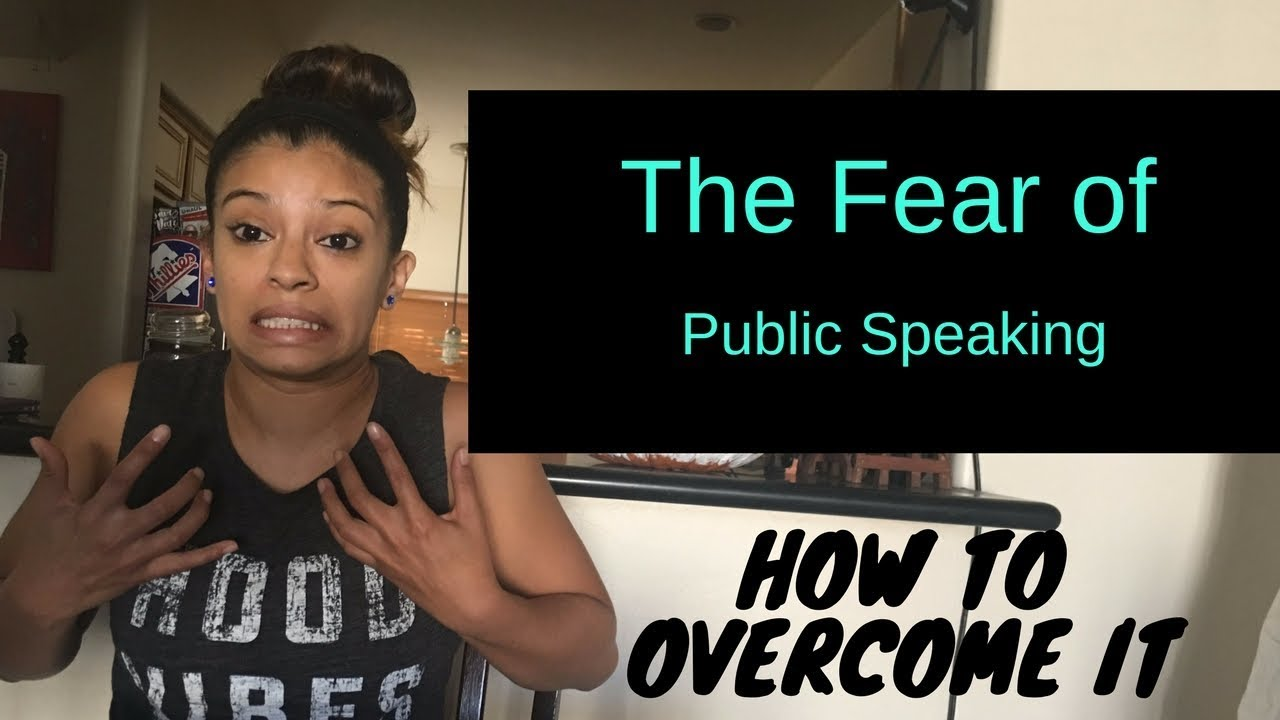 overcoming fear of speaking Fear of public speaking hardwired speech anxiety worse for some, but most can overcome it.