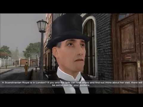 tGm Tagalong - Sherlock Holmes: The Awakened (Remastered Edition) |