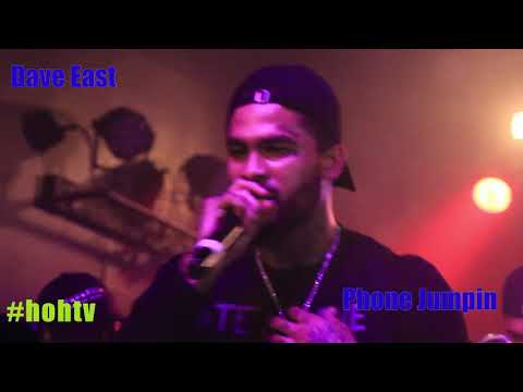 Dave East x Phone Jumpin Live