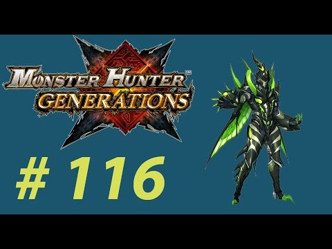 MH Generations Playthrough Part 116: Dig the Past, Plan the Future