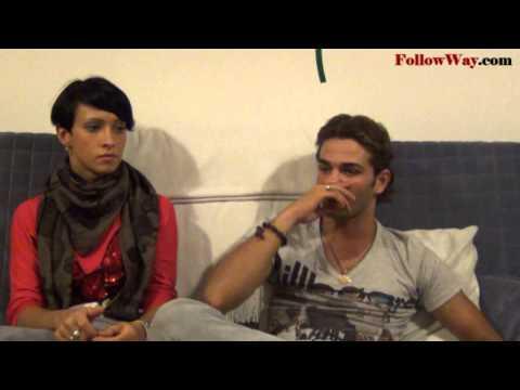 Interview with Nino Langella & Kristina Moshenskaya, Italy