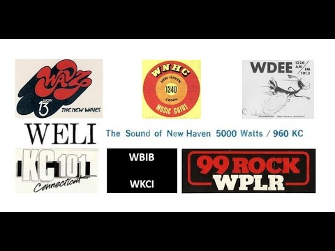 New Haven | ep. 10 of Connecticut Radio Memories | 2015 WWUH Documentary