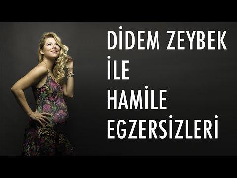 Didem Zeybek ile Hamilelikte Spor ve Hamile Egzersizleri