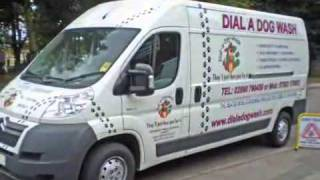 Mobile Dog & Cat Grooming - Dial A Dog Wash