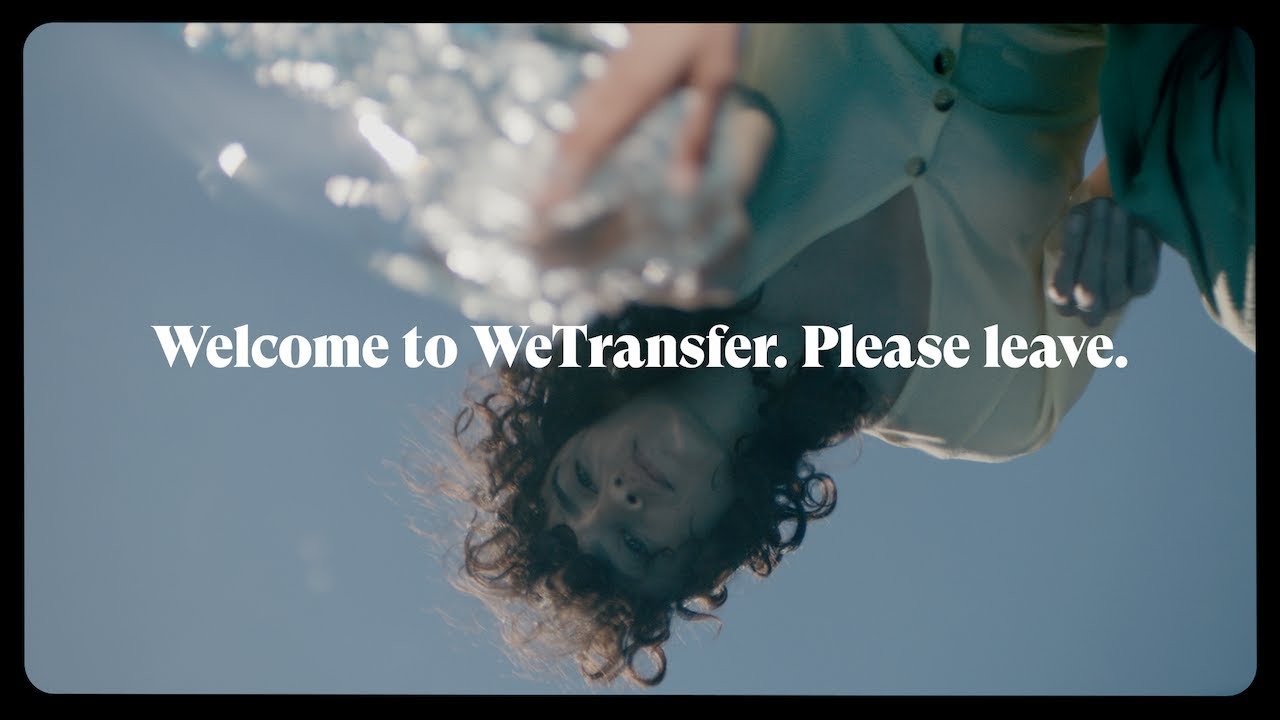 WeTransfer transcends file sharing with campaign championing
