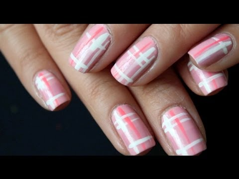 Fantastic Nail Polish To Wear With Red Dress Big Shades Of Purple Nail Polish Flat Cutest Nail Art How To Start My Own Nail Polish Line Youthful Foot Nails Fungus BlueWhere To Buy Opi Gelcolor Nail Polish Pink Plaid Nail Tutorial {EASY}   YouTube