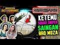 HOROR !!! RRQ MOZA VS SQUAD SNIPER SAINGAN NYA ?!! - PUBG MOBILE INDONESIA