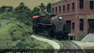 mth 30 4155 1 anheuser busch freight train set from trainz com