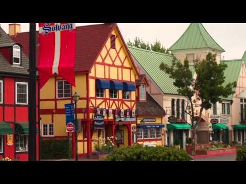Solvang California King Frederik Inn Hotels