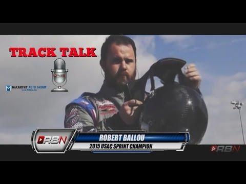 RacinBoys with Robert Ballou Track Talk May 20